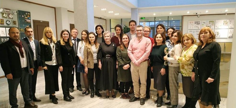AzMİU-nun daha bir uğuru: Memarlıq fakültəsi nüfuzlu RİBA təşkilatının beynəlxalq akkreditasiyasını alıb